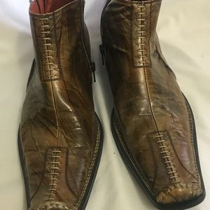 ROBERT WAYNE MENS SHOES/ BOOTS